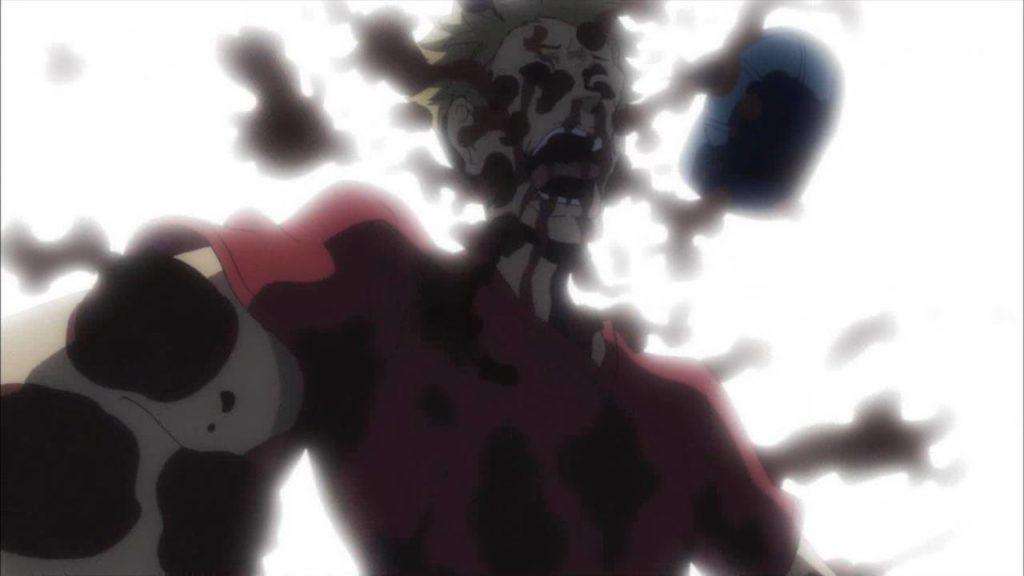 「王様ゲーム The Animation」第1話で32人中10人のクラスメイトが罰を受けて死亡してしまう…。