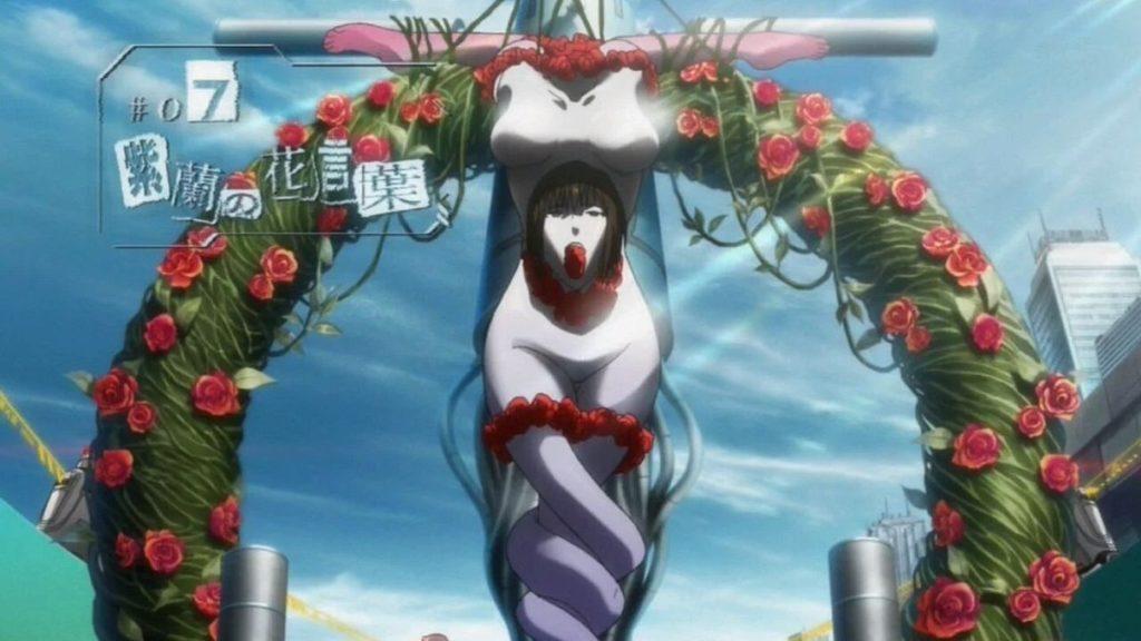王陵璃華子(おうりょうりかこ)は、女子生徒を殺害し、オブジェに加工して公園へ晒すという猟奇殺人事件を起こした。
