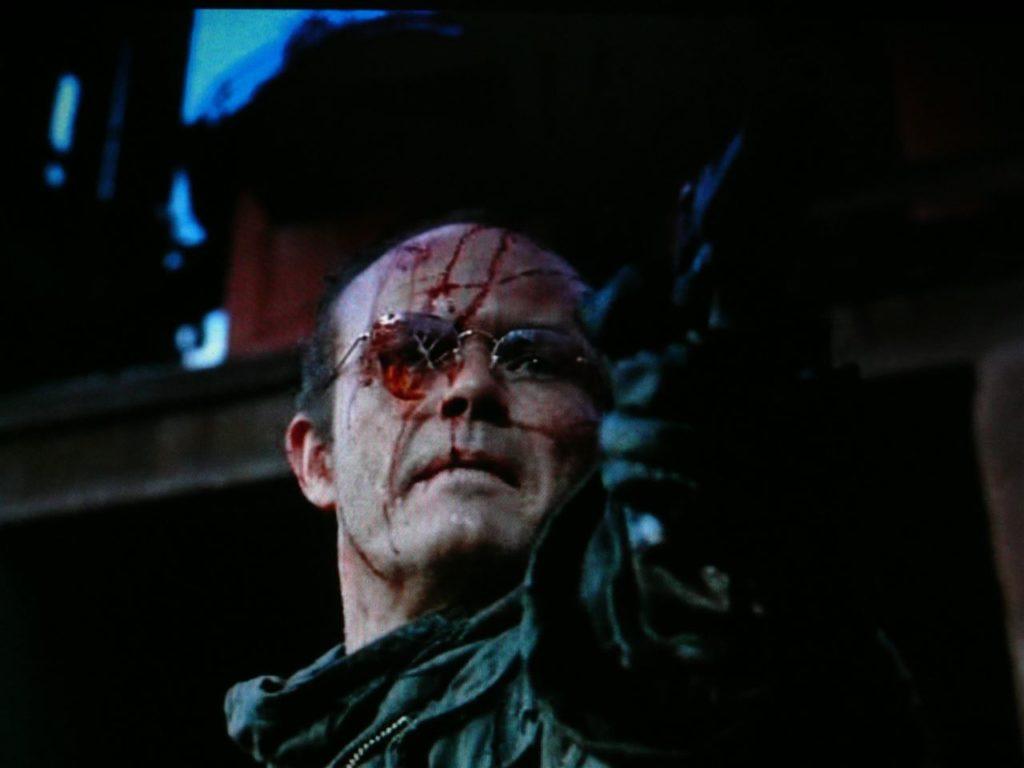 『ロボコップ』の悪役クラレンス・ボディッカーはトラウマキャラとして名高い。
