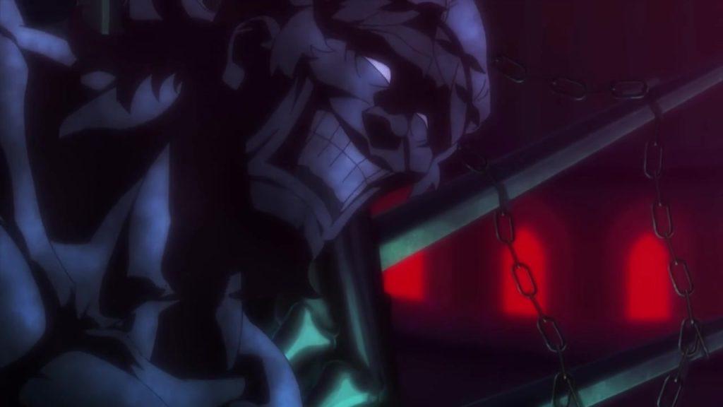 『ヴァルハラゲート・アナザー』(第弐天獄門)は、最初のヴァルハラ・ゲートもろとも、魔王を門の奥深くに飲み込む。激しい音を立てて、閉じられるヴァルハラゲート・アナザー。