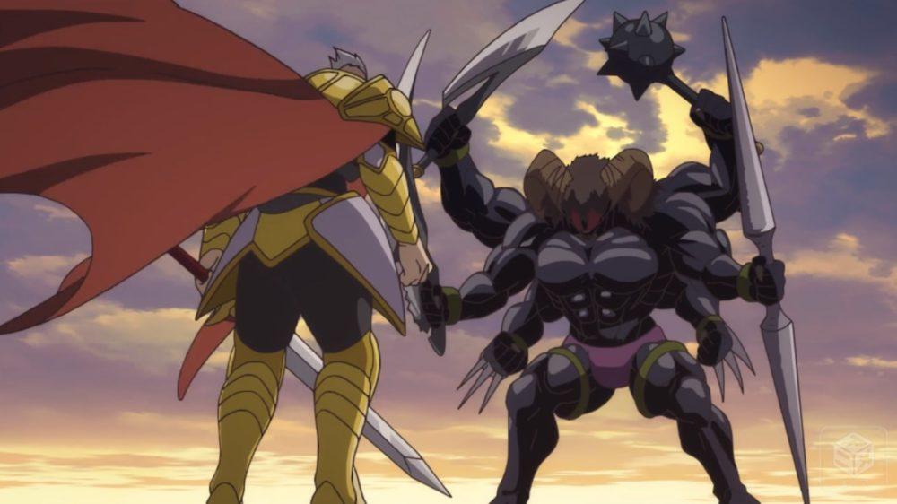 魔王軍四天王であったが、戦帝・ウォルクスの『聖道光剣(スタイル・セイントライト)』で瞬殺された。あまりにもあっさりとした最期。