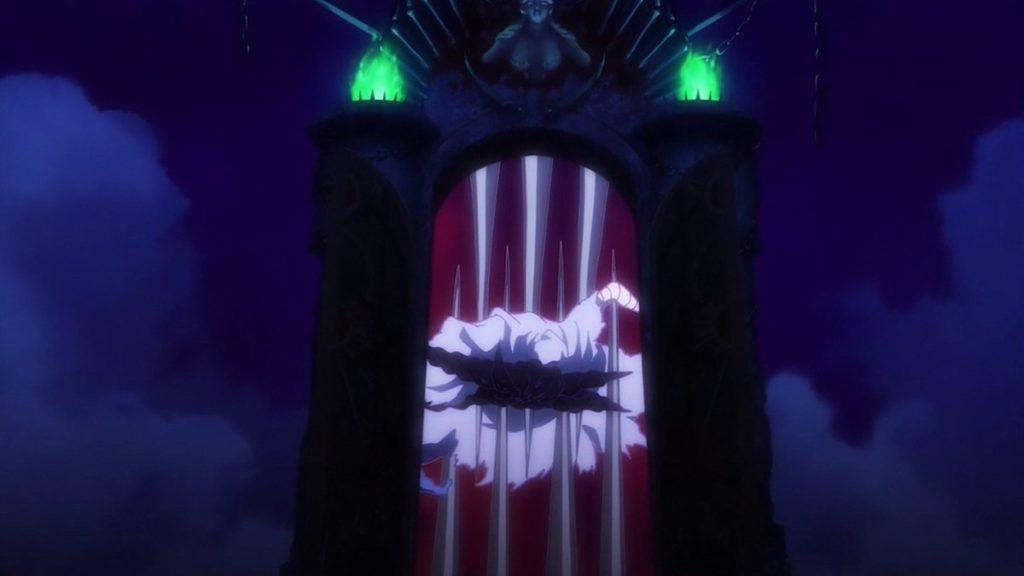 最終破壊術式(オメガ・ヴァルキュリエ)「ヴァルハラ・ゲート(天獄門)」を発動。