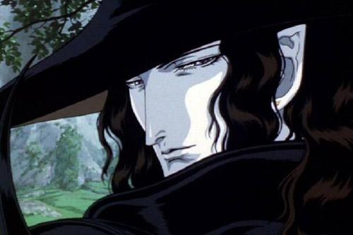 """人類の頭上に君臨する貴族=バンパイアと孤高の吸血鬼ハンター""""D""""の壮絶な戦いが始まる。"""