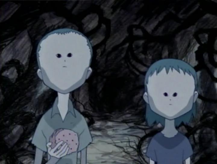 「世にも恐ろしいグリム童話」第1話「ヘンゼルとグレーテル」