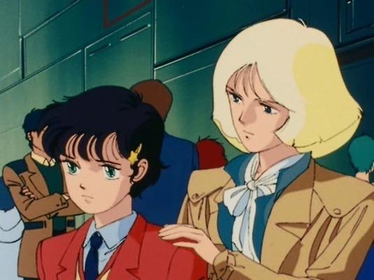 テレビアニメ「機動戦士ガンダムΖΖ」第28話で、ジュドー・アーシタの妹リィナ・アーシタは戦闘に巻き込まれて死んだと思われた。しかし実はセイラに助けられていた。「機動戦士ガンダムΖΖ」第46話で、セイラはリィナと共にブライトの前に登場した。