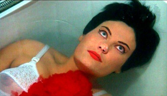 ファッション業界を舞台にしたイタリアの猟奇殺人ドラマ。濃厚なエログロ要素や美女の殺人劇(人体破壊描写)の視覚的インパクトや残酷性(見世物的要素)を重視するジャッロ/ジャーロ映画の基礎を築いた。