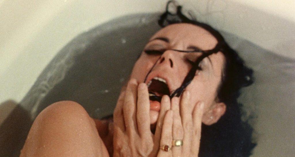 男根のような形の寄生虫に襲われ宿主となってしまった女性。宿主となった者は、性欲に憑かれた狂人となり、他者に襲いかかる。