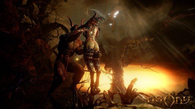 地獄を彷徨うダーク・ファンタジーサバイバルホラーゲーム『Agony』