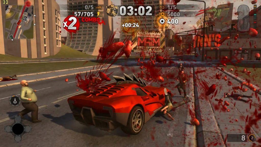 Carmageddon: Reincarnationは、開発元のStainless Gamesにより2011年6月1日、開発発表された。キックスターターやゲーム開発者からの資金援助を受け2014年Q1にSteamでアーリーリリース。2015年5月21日に正式に発売された。