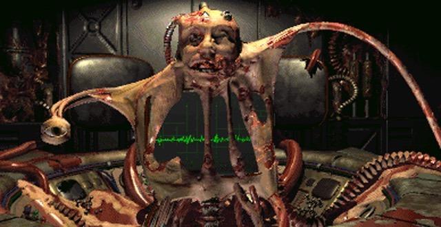 ザ・マスター(Master)は、恐ろしく変異した脳を持つミュータント。スーパーミュータント軍の司令官。