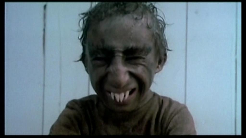 ドミニカの小人俳優のネルソン・デ・ラ・ローザがラットマン役で主演している。