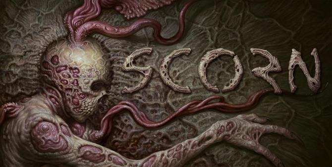 生々しいグロテスクなビジュアルが注目を集めた新作ホラーアドベンチャー『Scorn』。