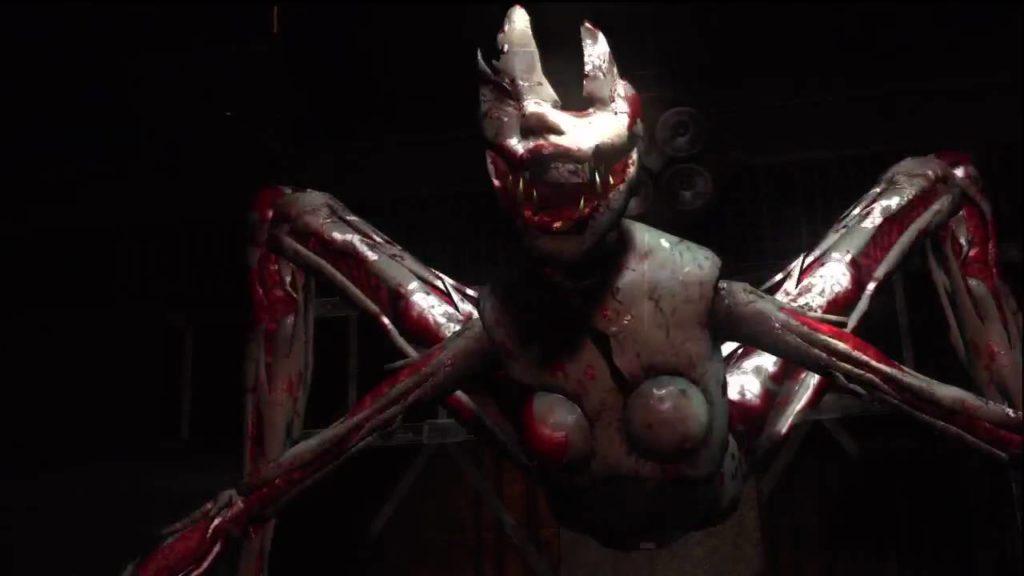 スカーレット(Scarlet)は、『サイレントヒル ホームカミング』に登場するボス・モンスターキャラ。クリーチャー。