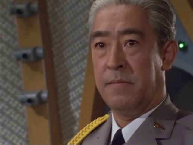 ウルトラシリーズ屈指の邪悪な人間として有名な「高倉司令官」