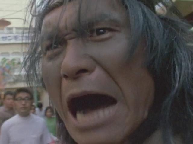 日本各地に出没した謎の老人「お前は神を信じなさい。ホレ信じなさい。ホレ信じなさい。」