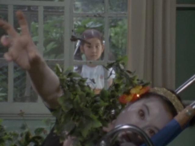 岩坪かなえの養母が耳から吸血されて殺されるシーンはウルトラシリーズ屈指のトラウマ映像。