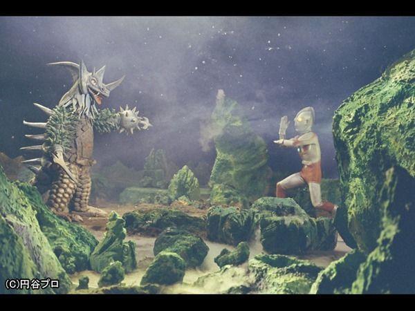 暴君怪獣タイラントは、ウルトラ兄弟を次々に倒して地球に攻め込んできた恐ろしい怪獣。