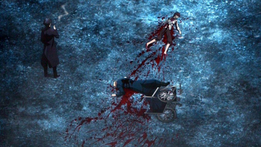ケイネス・エルメロイ・アーチボルトとソラウは、衛宮切嗣の助手である久宇舞弥が射殺した。