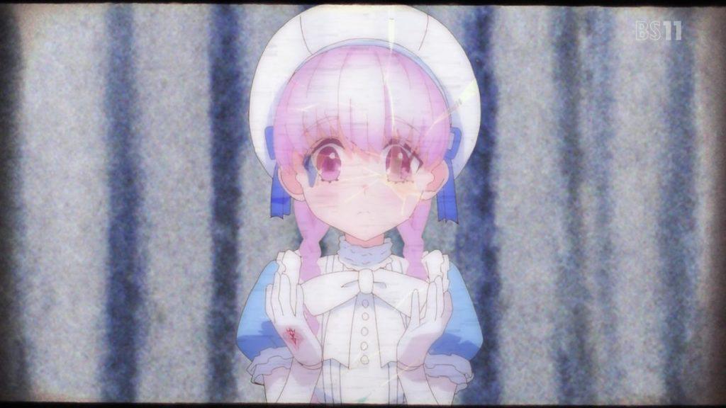 ありす(Fate/EXTRA)「消えたくない・・・おにいちゃん」