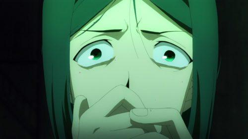 ウェイバーとライダーが見たキャスター陣営の作品は・・・。テレビアニメ「Fate/Zero」第9話では、キャスター(Fate/Zero)の工房・あじと、キャスター陣営の作品は放送規制された。