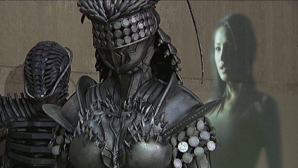 『仮面ライダー555』のエリート集団「ラッキークローバー」に所属する「影山冴子 / ロブスターオルフェノク」役:和香