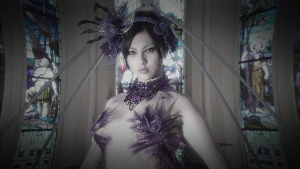 『牙狼-GARO- ~RED REQUIEM~』のラスボスの「魔鏡ホラー・カルマ」役:原紗央莉