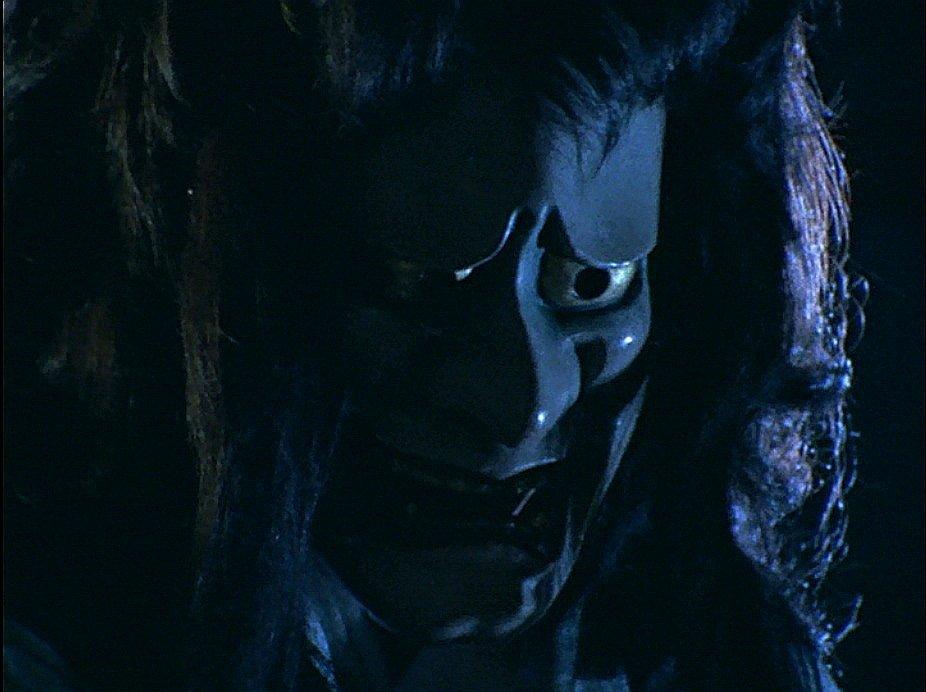 鬼女が登場する場面は、かなり怖い。