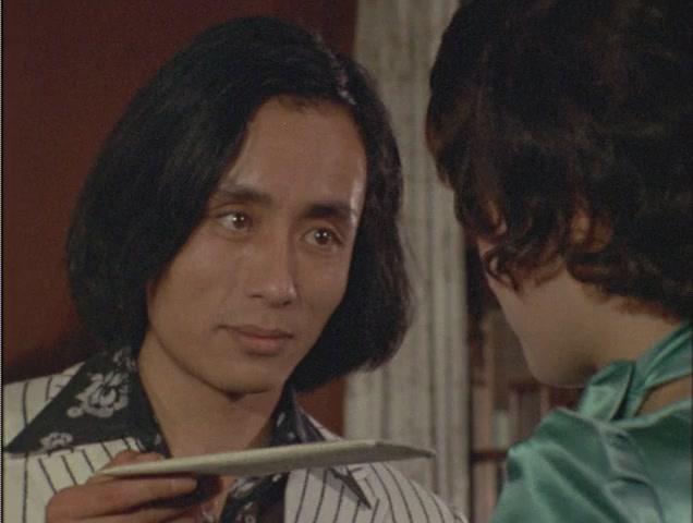 ヤンデレの久里虫太郎は、中学時代の当時美川隊員に突っぱねられたラブレターをもう一度彼女に渡す。