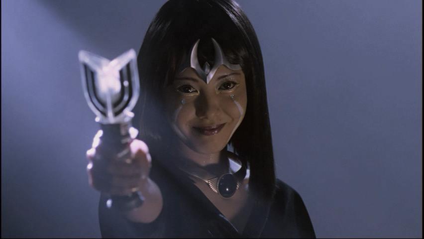 カミーラ役を演じた芳本美代子