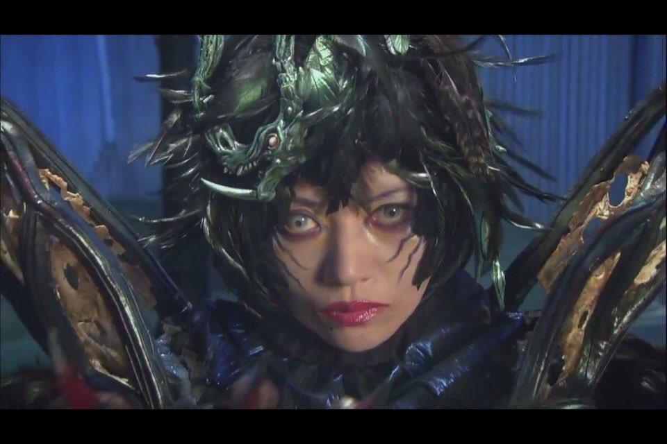 『牙狼〈GARO〉~MAKAISENKI~』第2話「街灯」の「ルーザギン」役:広田レオナ
