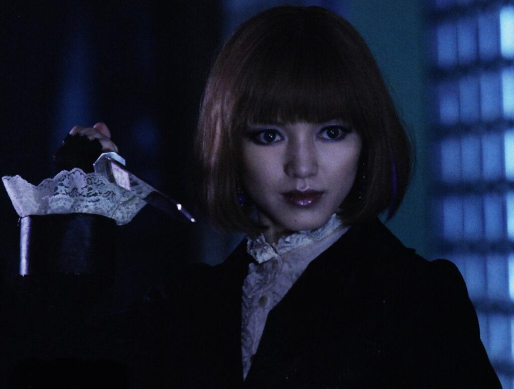 『牙狼-GARO- ~RED REQUIEM~』の「シオン」役:江口ヒロミ
