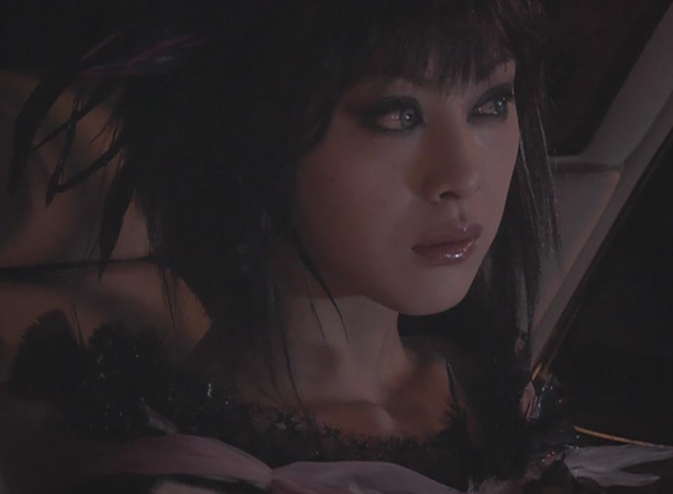 『牙狼〈GARO〉』の「ガルム」役:吉野公佳