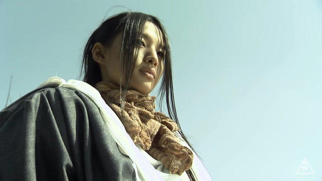 『仮面ライダー響鬼』の「姫、女のクグツ、洋館の女、謎の女、童子」役:芦名星(あしな せい)