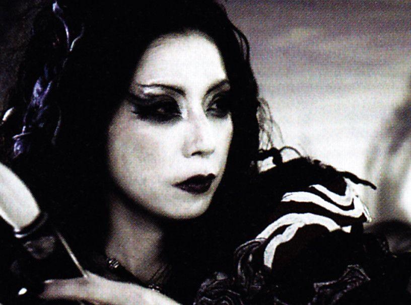 『牙狼外伝 桃幻の笛』の「翡刈」(ヒガリ)役:高橋ひとみ