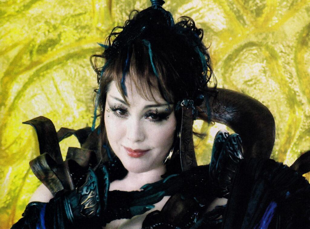 『牙狼〈GARO〉 ~蒼哭ノ魔竜~』のラスボスの「ジュダム」役:松阪慶子