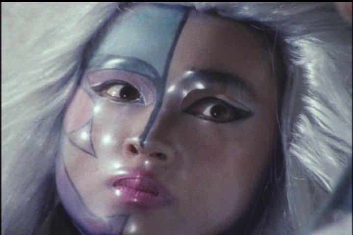 『仮面ライダーBLACK』の「大神官ビシュム / 大怪人ビシュム」役:好井ひとみ(よしい ひとみ)