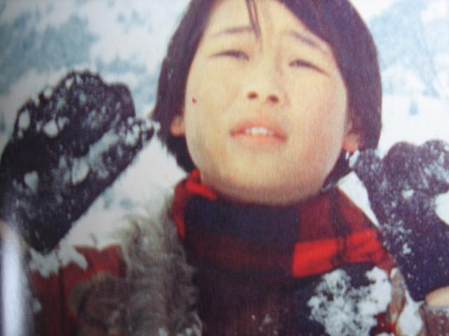 「雪ん子」と呼ばれる少女ユキ「何でもかんでも怪獣呼ばわりして殺してしまう…恐ろしい人たちだわ」