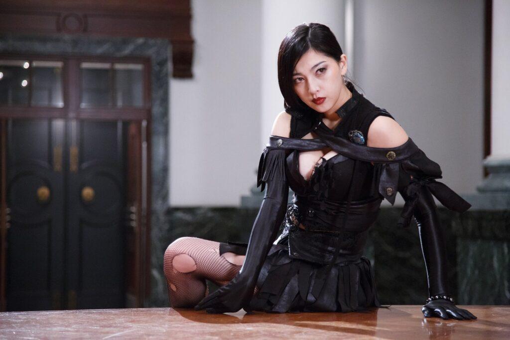 『牙狼〈GARO〉 -GOLD STORM- 翔』の「アミリ」役:松野井雅