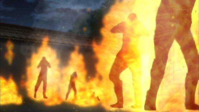 閻魔あい「怨念の炎よ。強い憎しみが怨念となって暴走したの」
