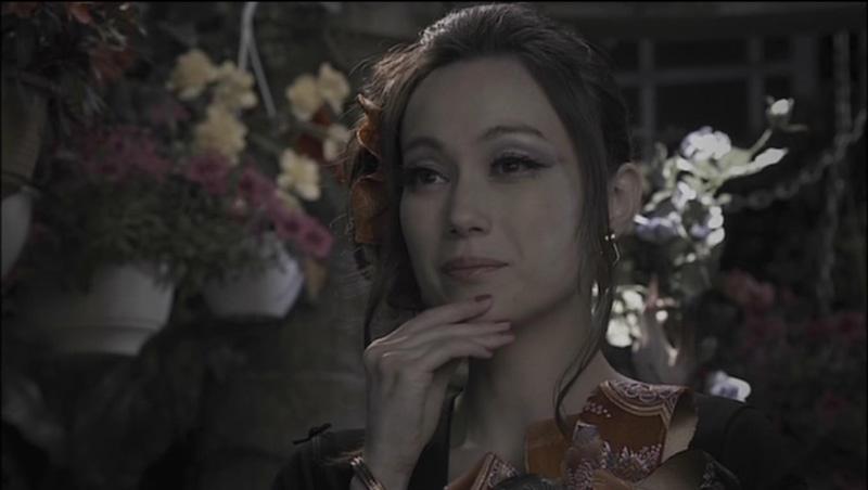 『牙狼〈GARO〉-魔戒ノ花-』の「サキュバス」役:佐伯日菜子