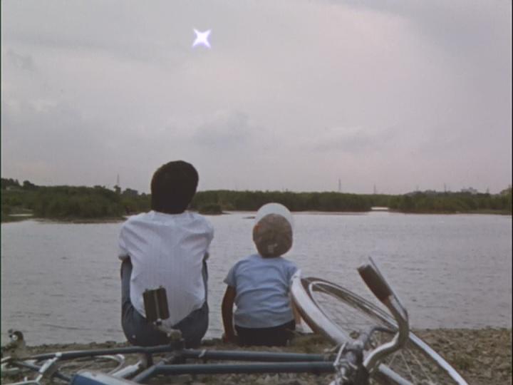 フクシン三郎「星の世界へ行ってしまいたいよ」 ペロリンガ星人が擬態した少年「僕がお兄ちゃんの望みを叶えてあげるよ」