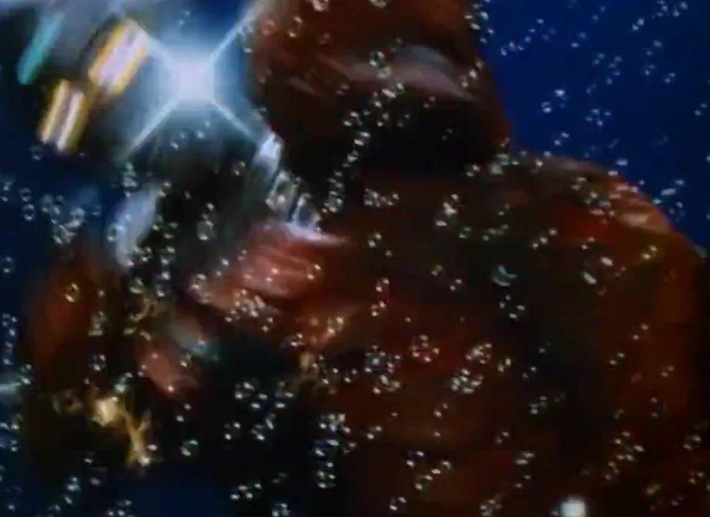 ペロリンガ星人はウルトラセブンとの戦闘に敗れ(倒されたのかどうかは明確になっていない)、残りの円盤群も全滅させられた。