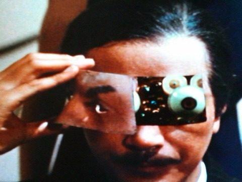 ロボット長官の目元が取り外されるシーンは、特撮史に残るSFホラータッチのグロテスクなシーンとして名高い。