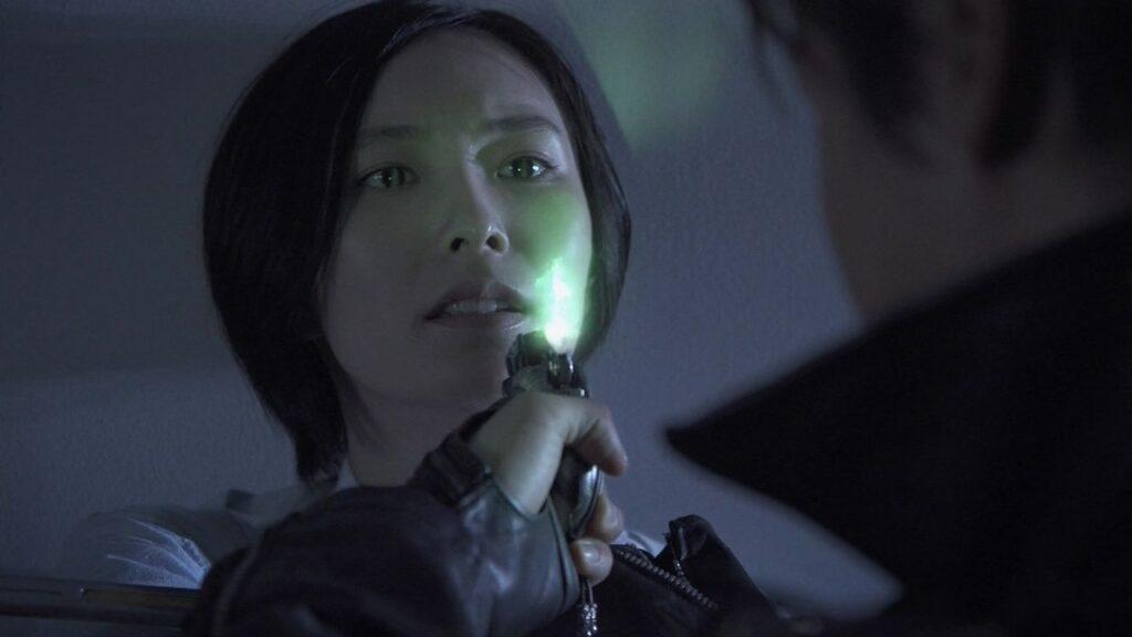 『牙狼〈GARO〉 ~闇を照らす者~』の「陰我ホラー・遠山未歩」役:長澤奈央