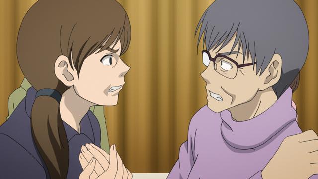 祖母の長田トシと母の長田司織は怒鳴り合い、物を投げ合う大喧嘩を繰り返すほど仲が悪い。