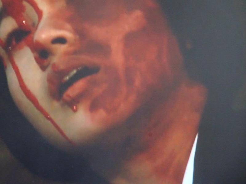 背後から近づいたリカは、それが自分の娘の里子であるとは気付かずに撲殺してしまった。別所千恵ではなく、実の子の青池里子を殺してしまったリカ…。