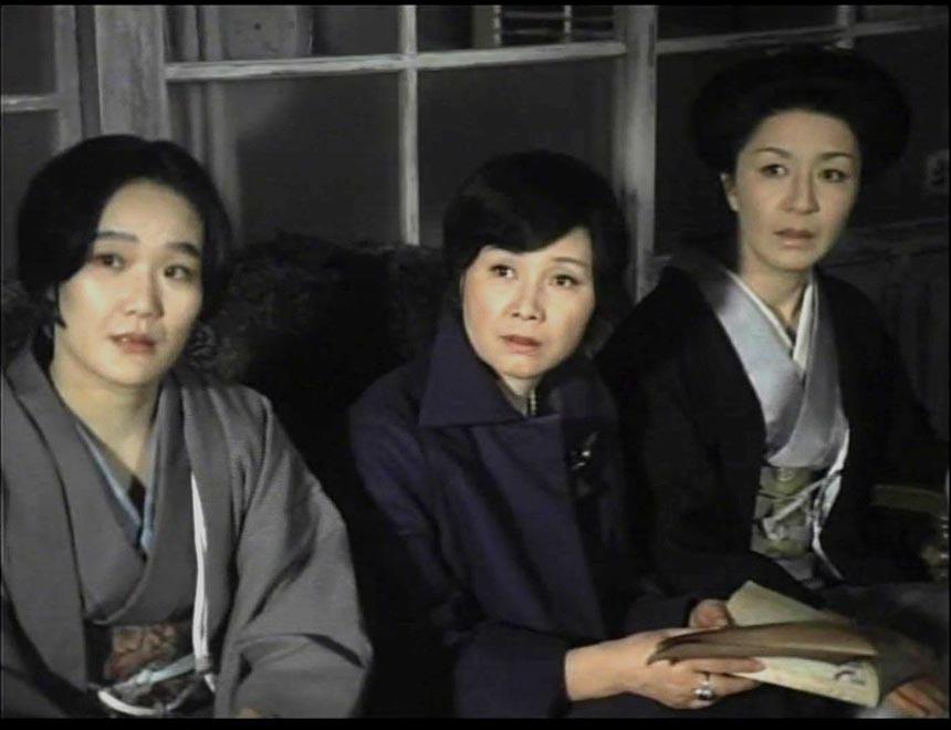 恩田幾三と関係があった由良敦子・別所春江・仁礼(司)咲江の3人を権堂医院に集めた。