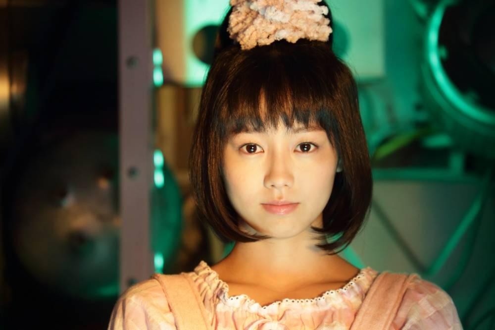 『仮面ライダービルド』の「石動美空」役:高田夏帆