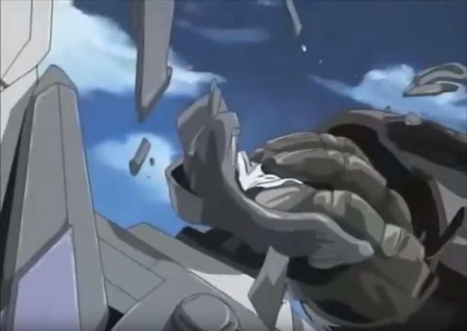 『蒼穹のファフナー Dead Aggressor』第二十三話『劫掠〜おとり』 / マークニヒトにコックピットをタッチダウン(ダンクシュート)される日野道生