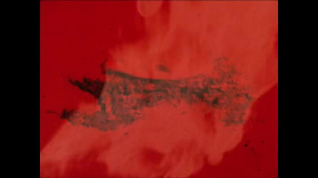 綾小路律子は、完全に焼き尽くされてしまった。全く容赦ない。幹部であっても用済みだと消されてしまう。